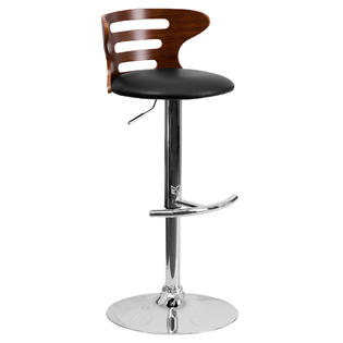 Flash Furniture Adjustable Height Bar Stool