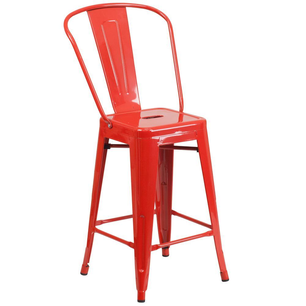 Flash Furniture Darby Series Bar Stool