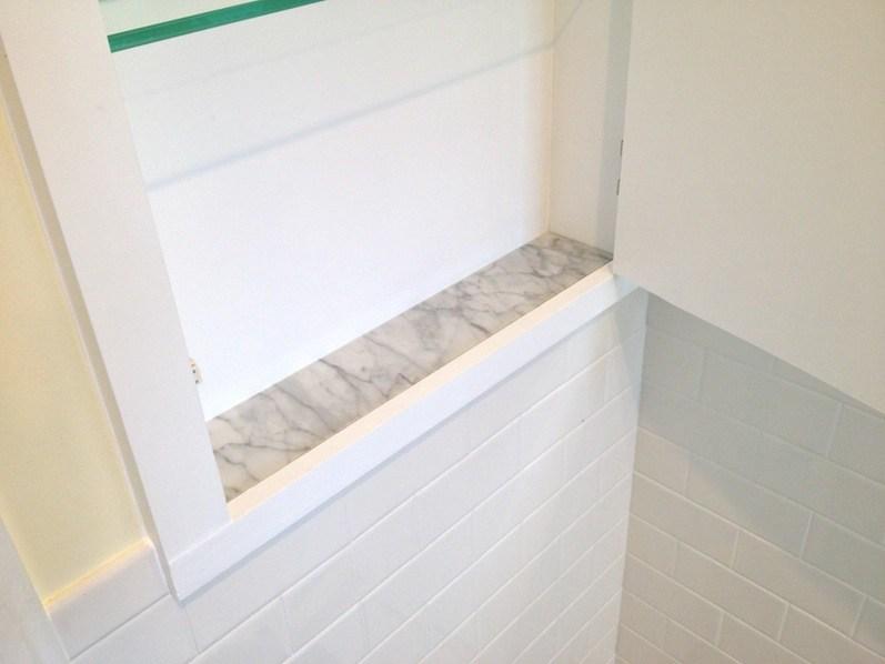 Flush Mount Medicine Cabinet