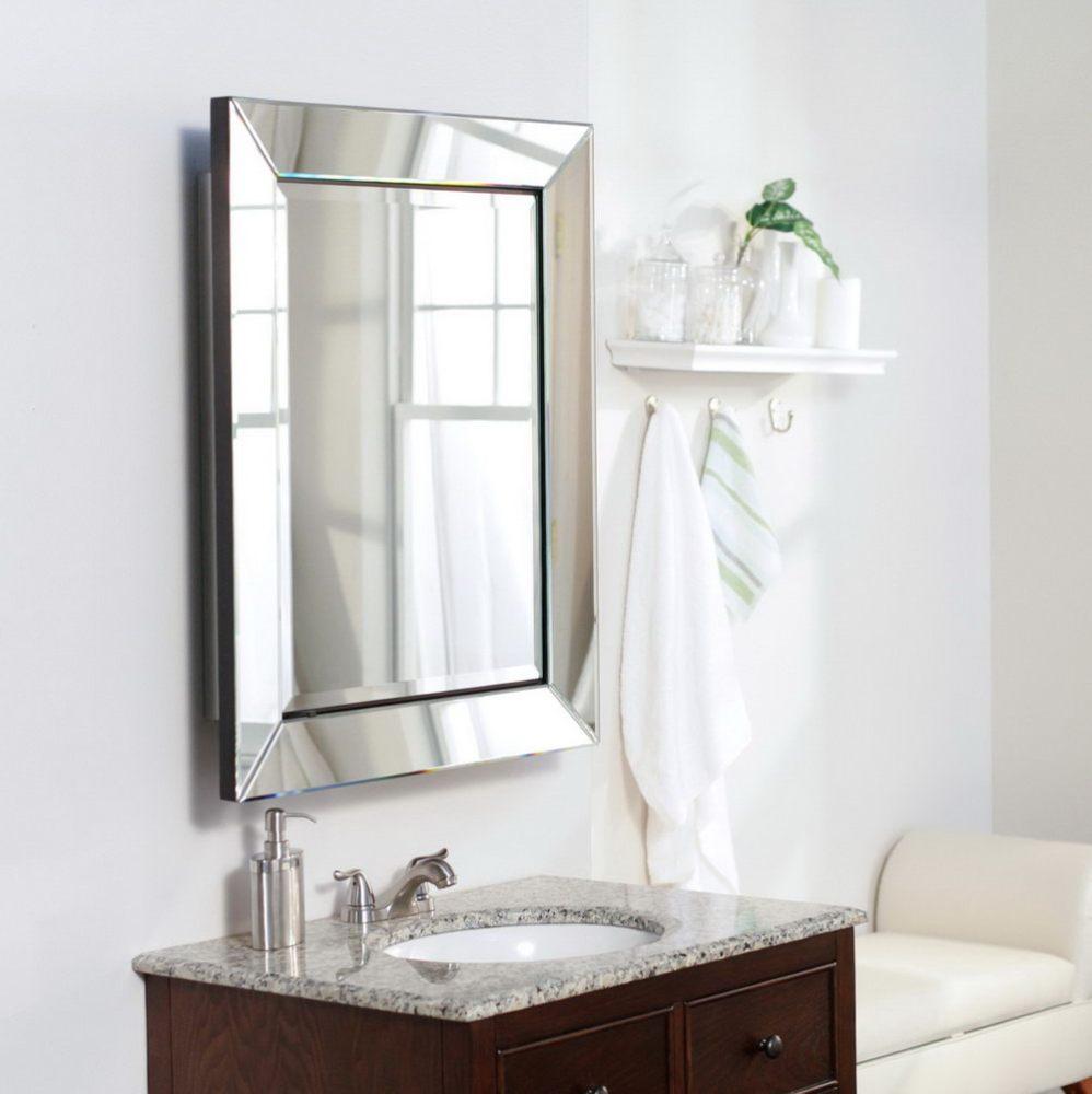 Flush Mount Medicine Cabinets Home Depot