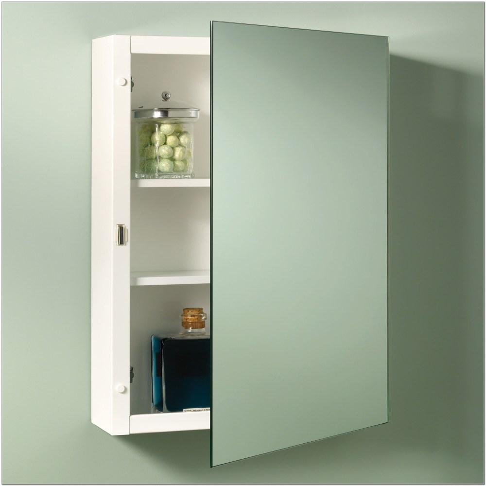 Flush Recessed Medicine Cabinet