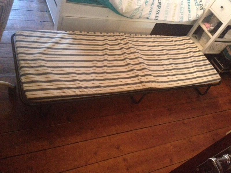 Fold Up Children's Bed