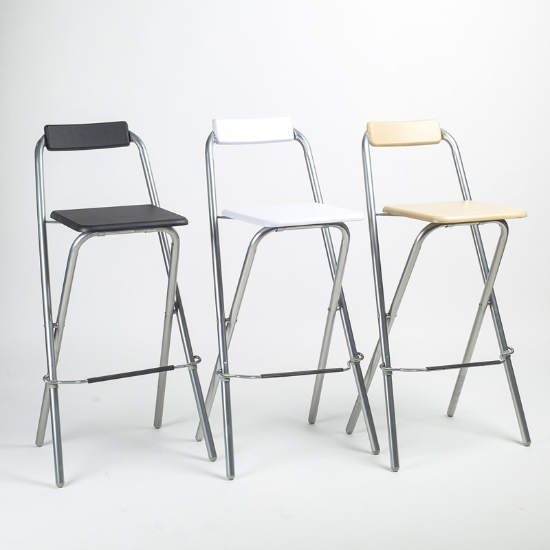Folding Bar Stool Chair