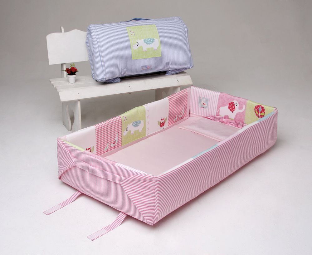 Folding Toddler Bed