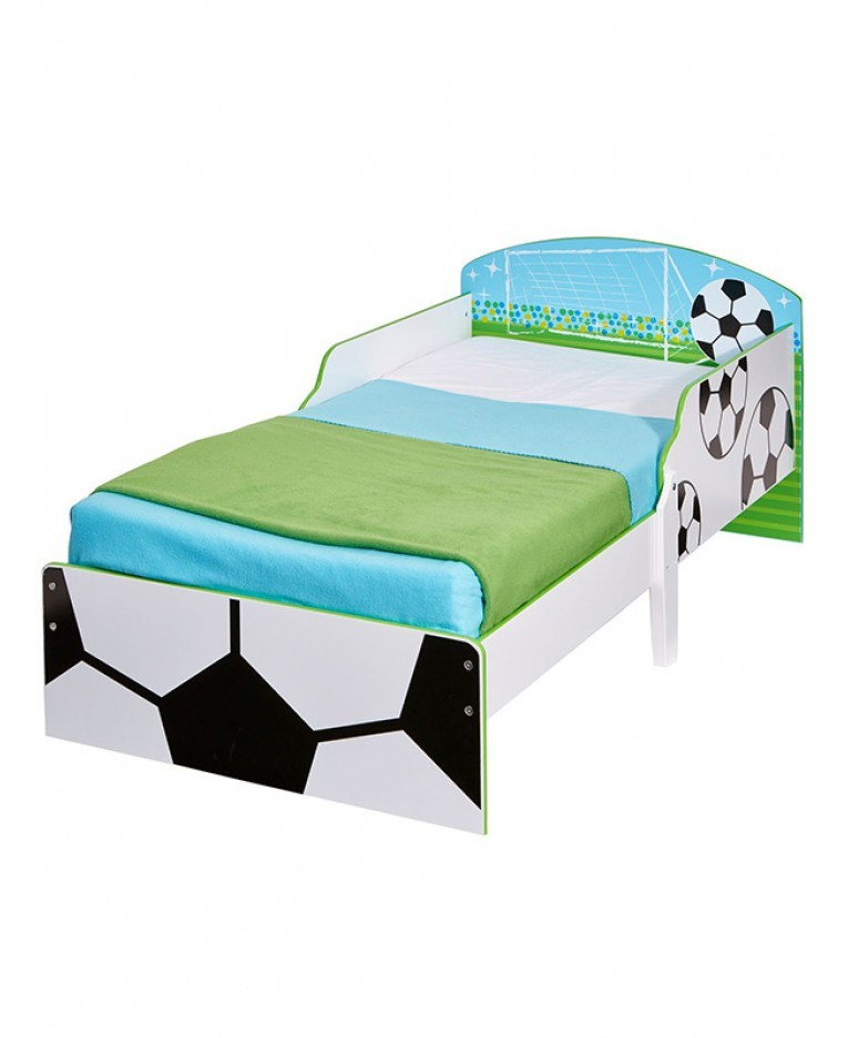 Football Toddler Bedroom