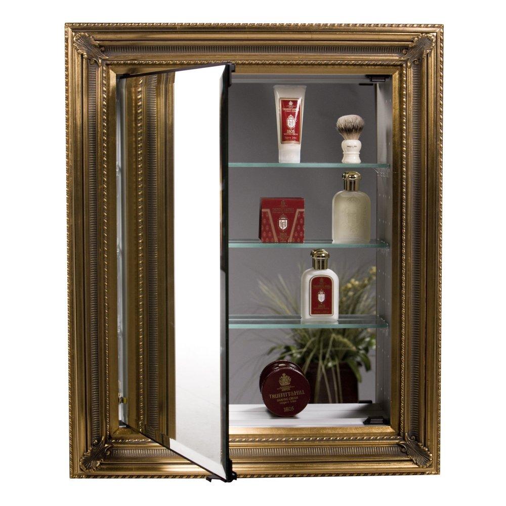 Framed Medicine Cabinet Recessed