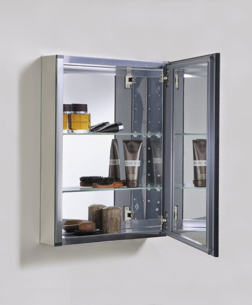 Framed Medicine Cabinets With Mirrors