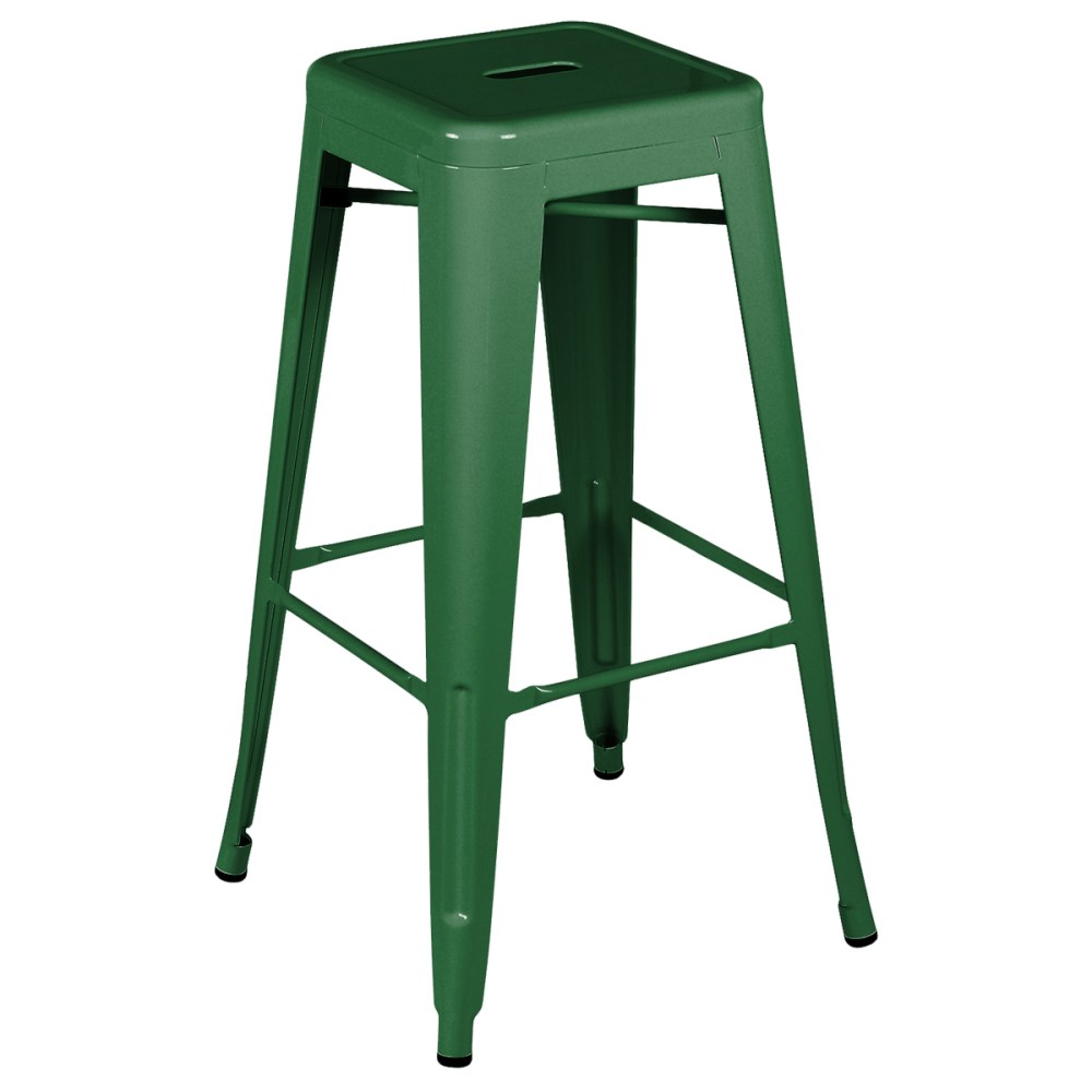 French Bar Stool Metal