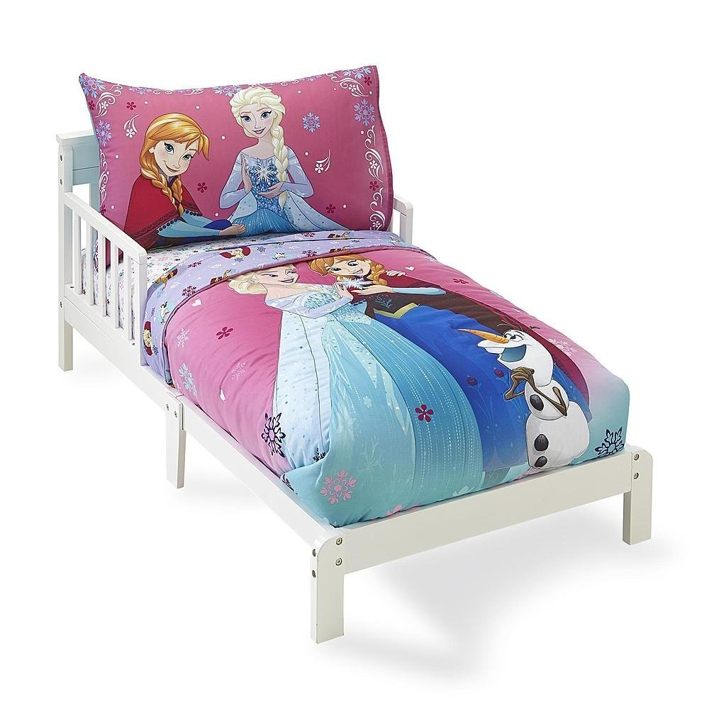 Frozen Toddler Bed Set Walmart