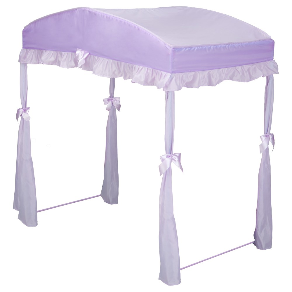 Frozen Toddler Bed With Canopy