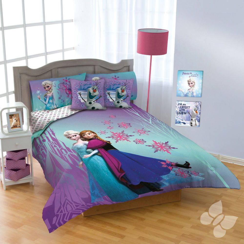 Frozen Toddler Bedding Set Target