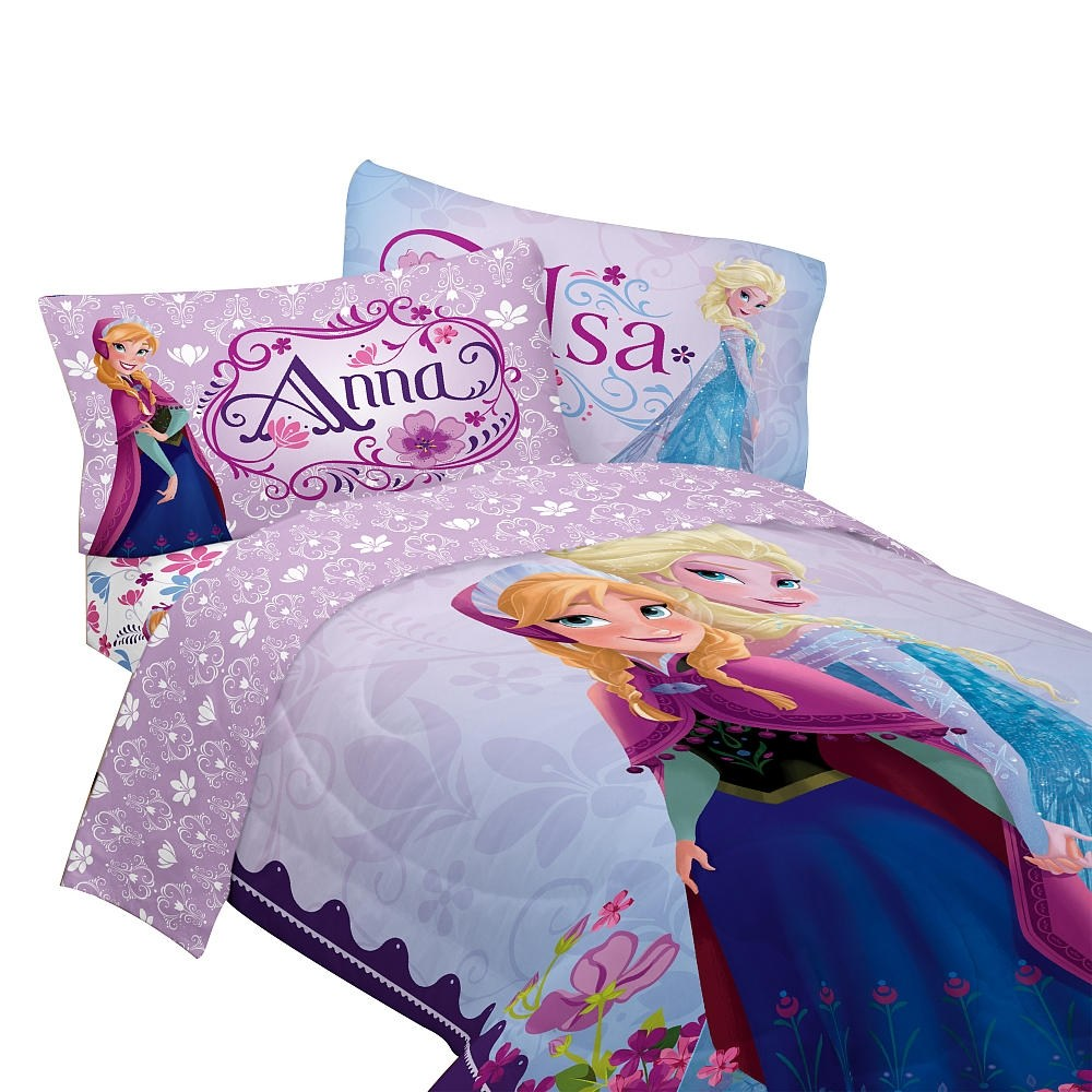 Frozen Toddler Bedding
