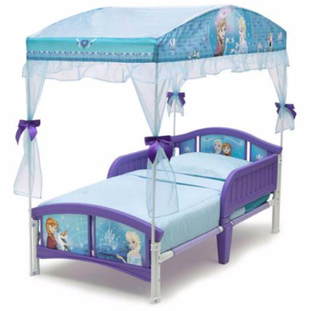 Frozen Toddler Bedroom Set