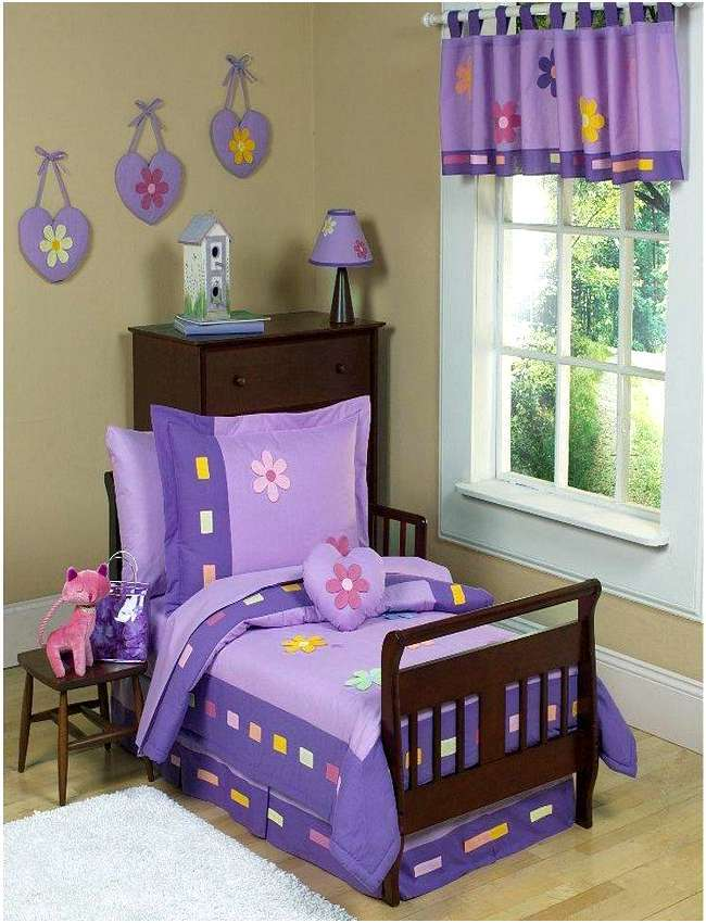 Full Bed Sets For Toddlers