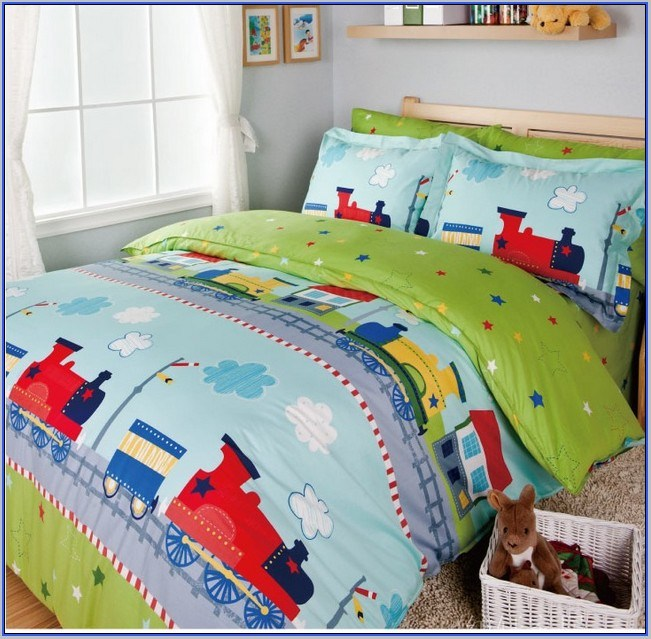 Full Size Bed For Toddler Boy