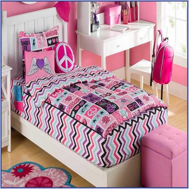 Full Size Bed For Toddler Girl