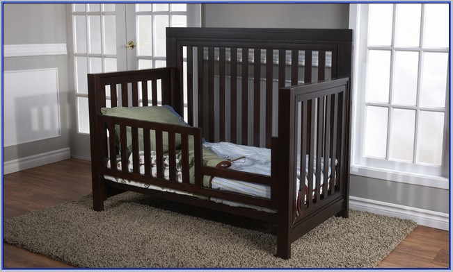 Full Size Toddler Bed Rails