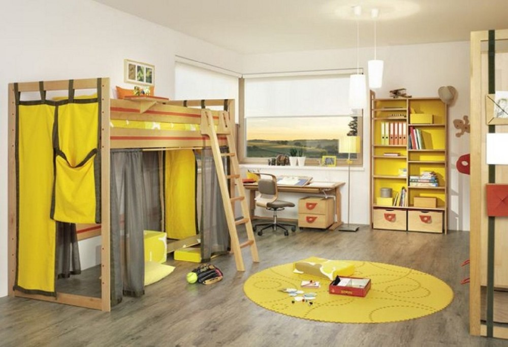 Fun Toddler Bedroom Ideas