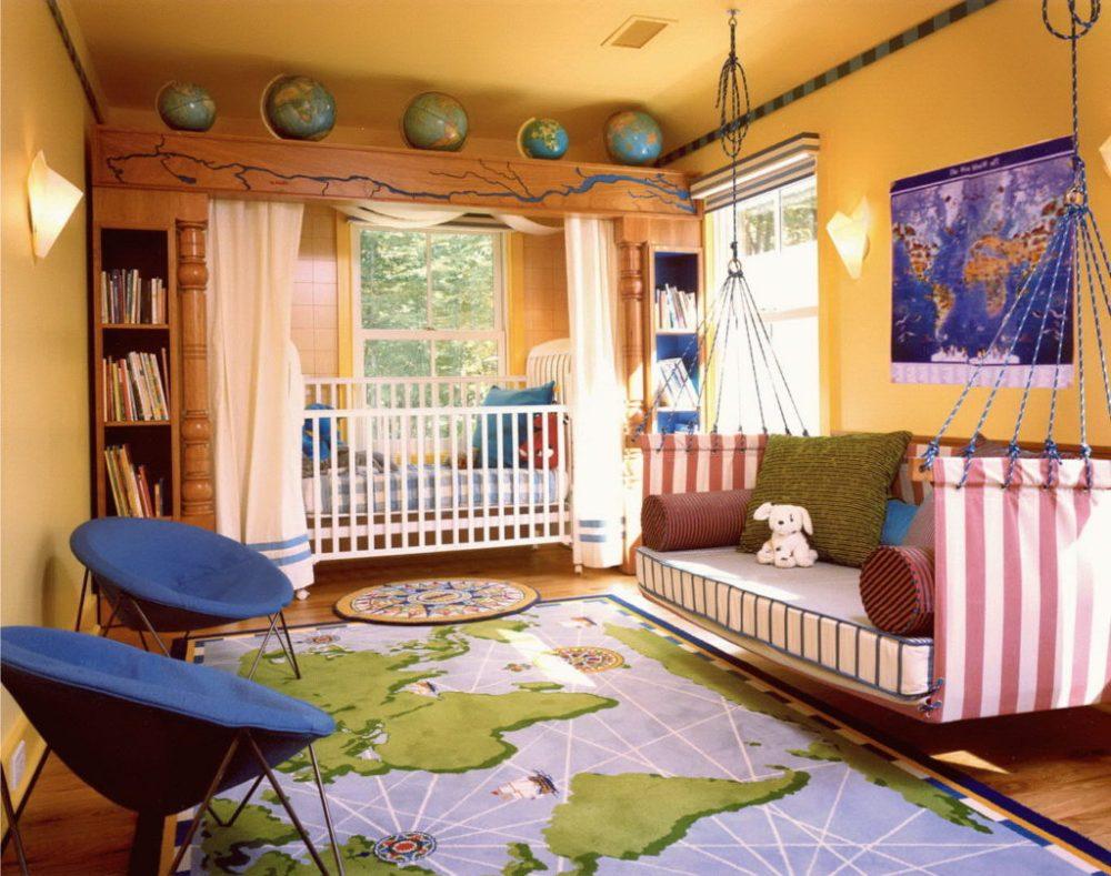 Fun Toddler Bedrooms
