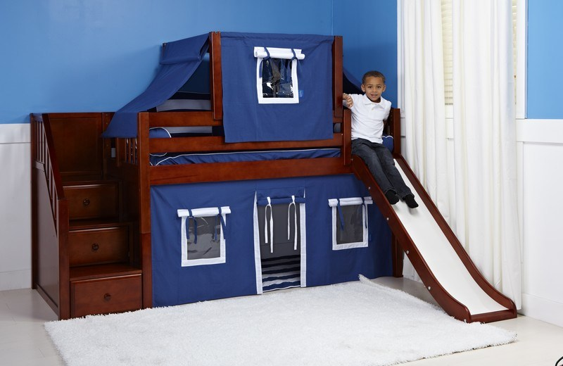 Fun Toddler Bunk Beds