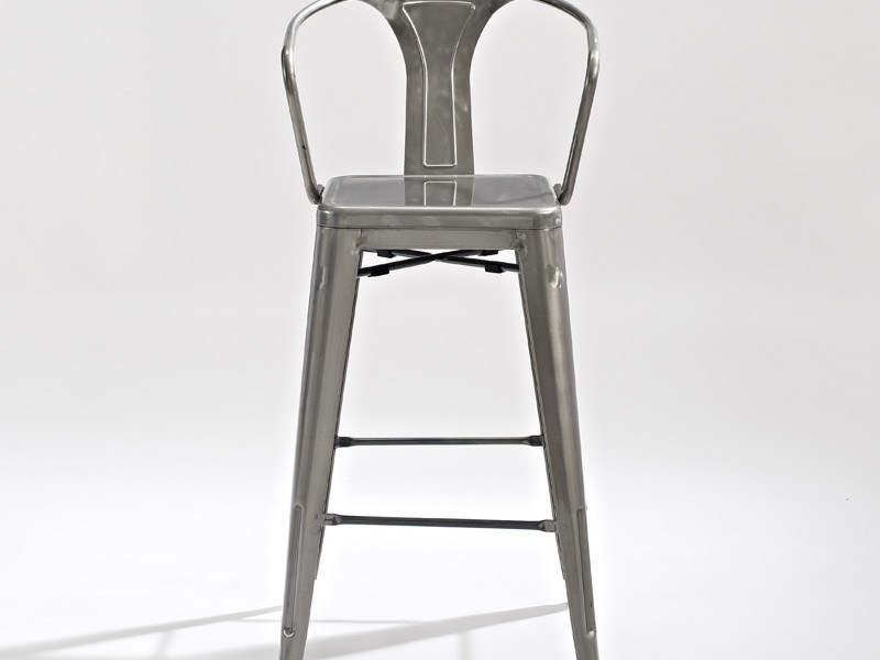Galvanized Bar Stools