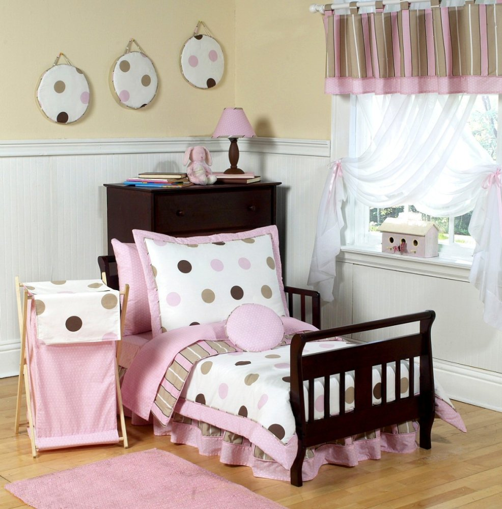Girl Toddler Bed Comforter
