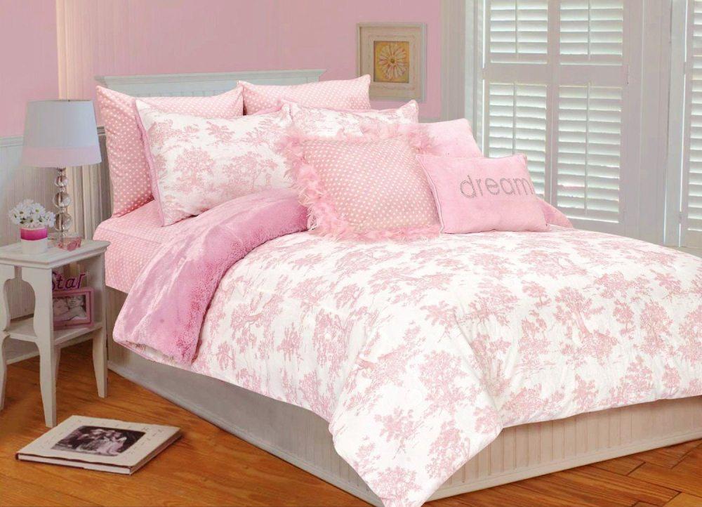 Girl Toddler Bedding Full Size