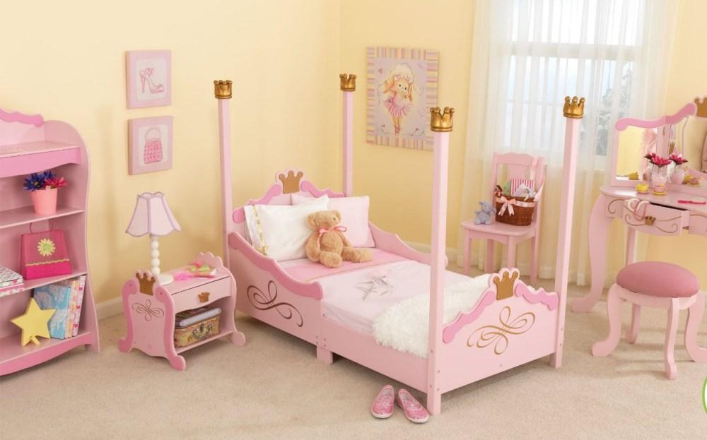 Girl Toddler Bedroom Decor