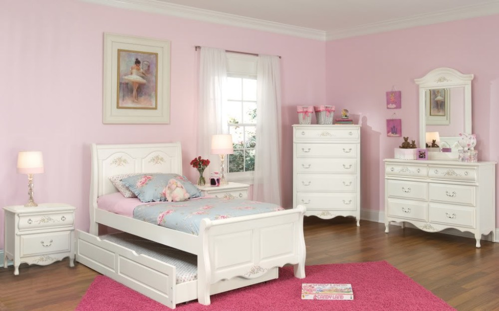 Girl Toddler Bedroom Sets