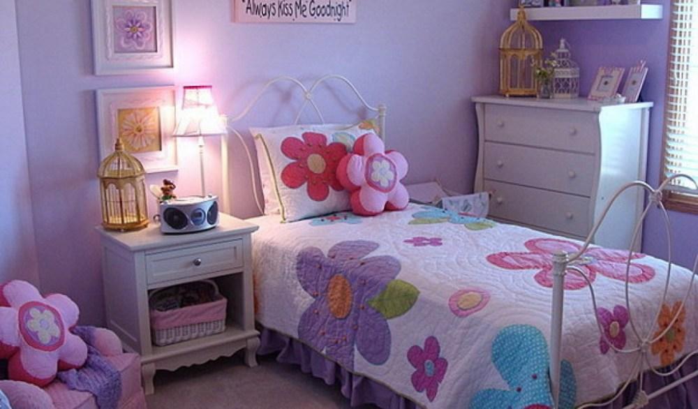 Girl Toddler Bedroom