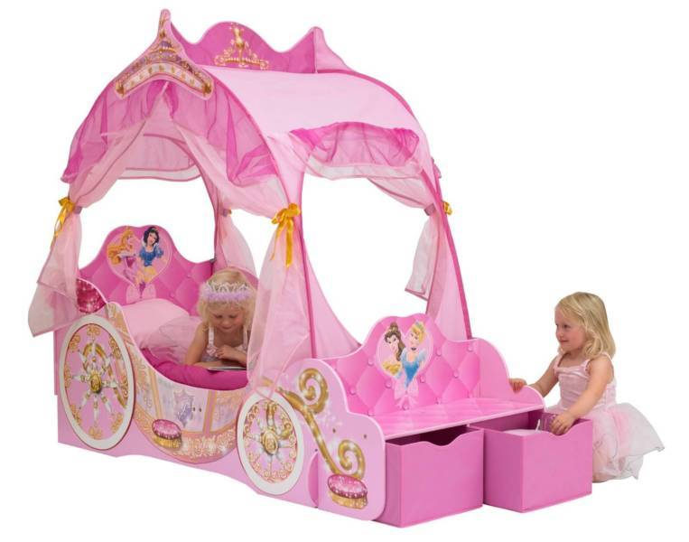 Girl Toddler Beds Disney