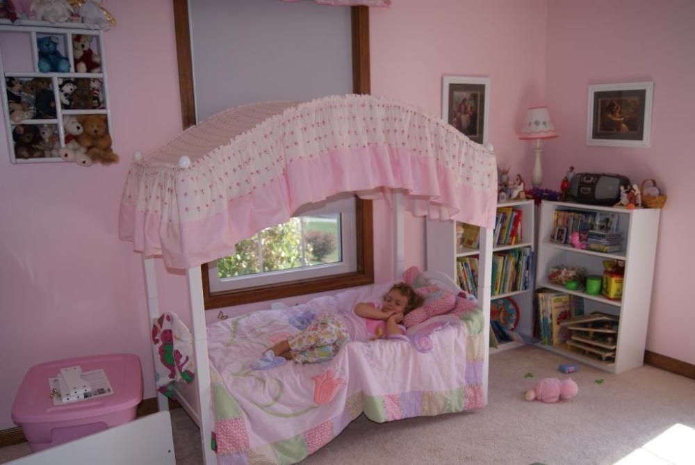 Girl Toddler Beds Princess