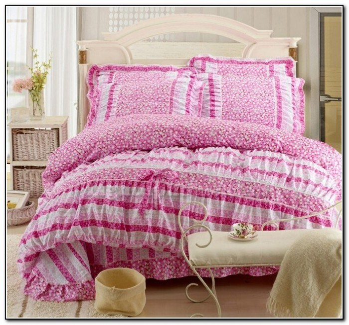 Girl Toddler Comforter Sets