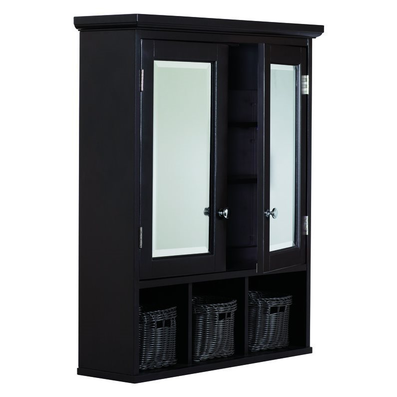Glass Front Medicine Cabinets