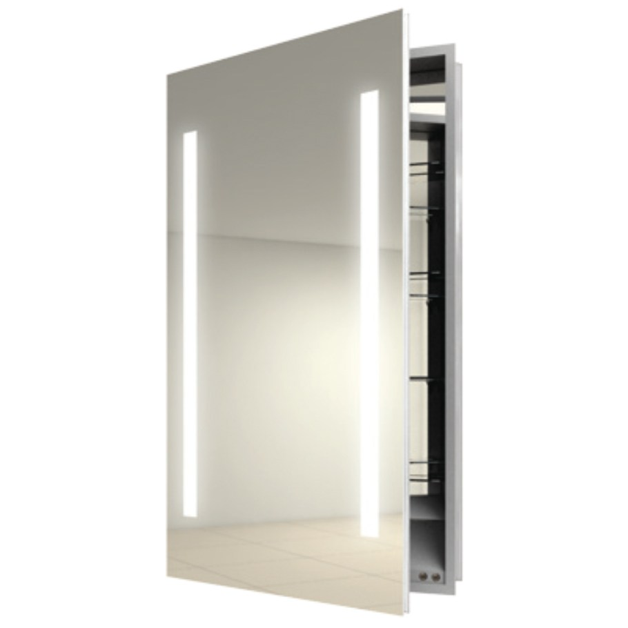 Glass Medicine Cabinet Mirror