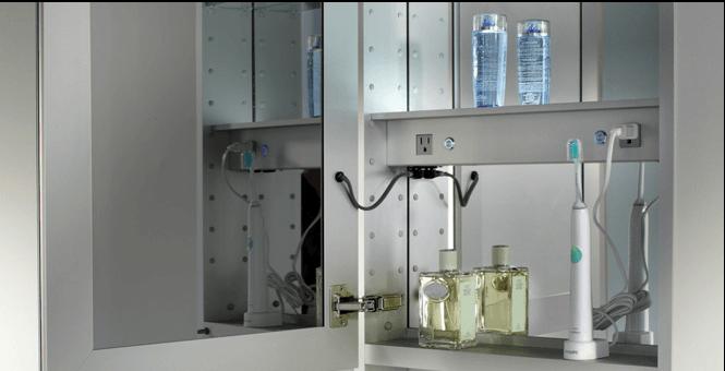 Glasscrafters Medicine Cabinets