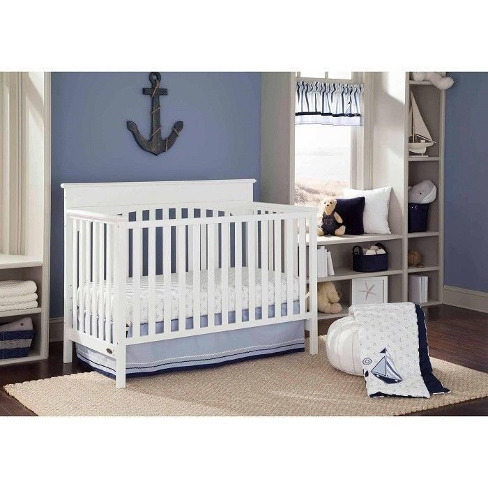 Graco Convertible Crib Toddler Bed