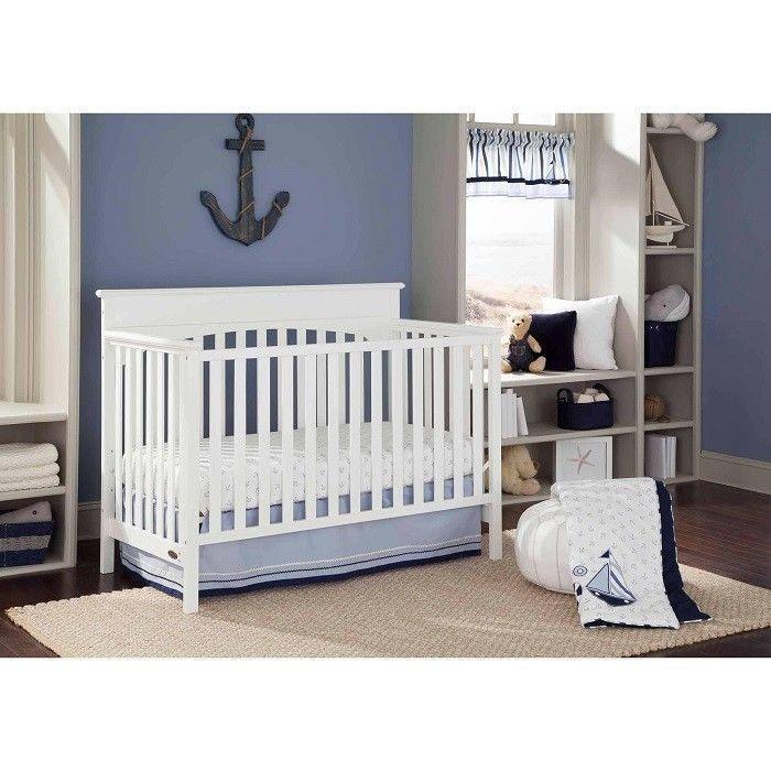 Graco Convertible Crib Toddler Bed