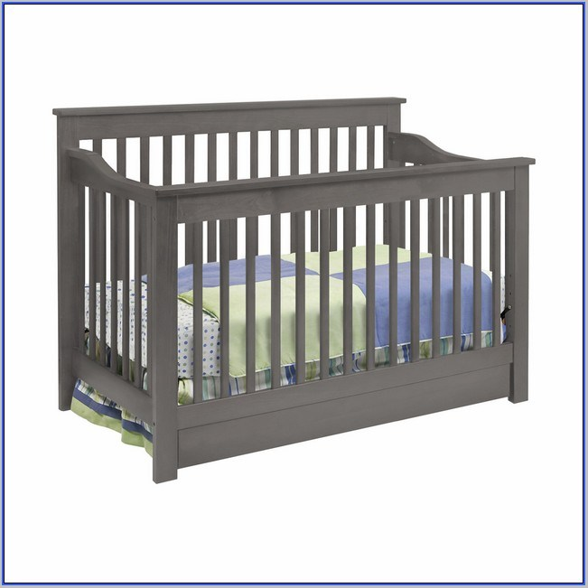 Graco Crib To Toddler Bed Conversion
