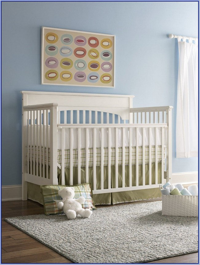Graco Lauren Crib To Toddler Bed