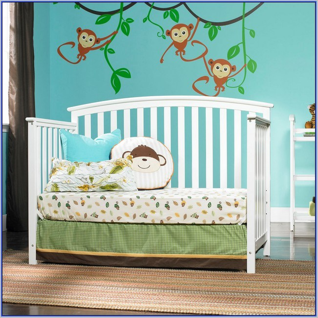 Graco Toddler Bed White Plastic
