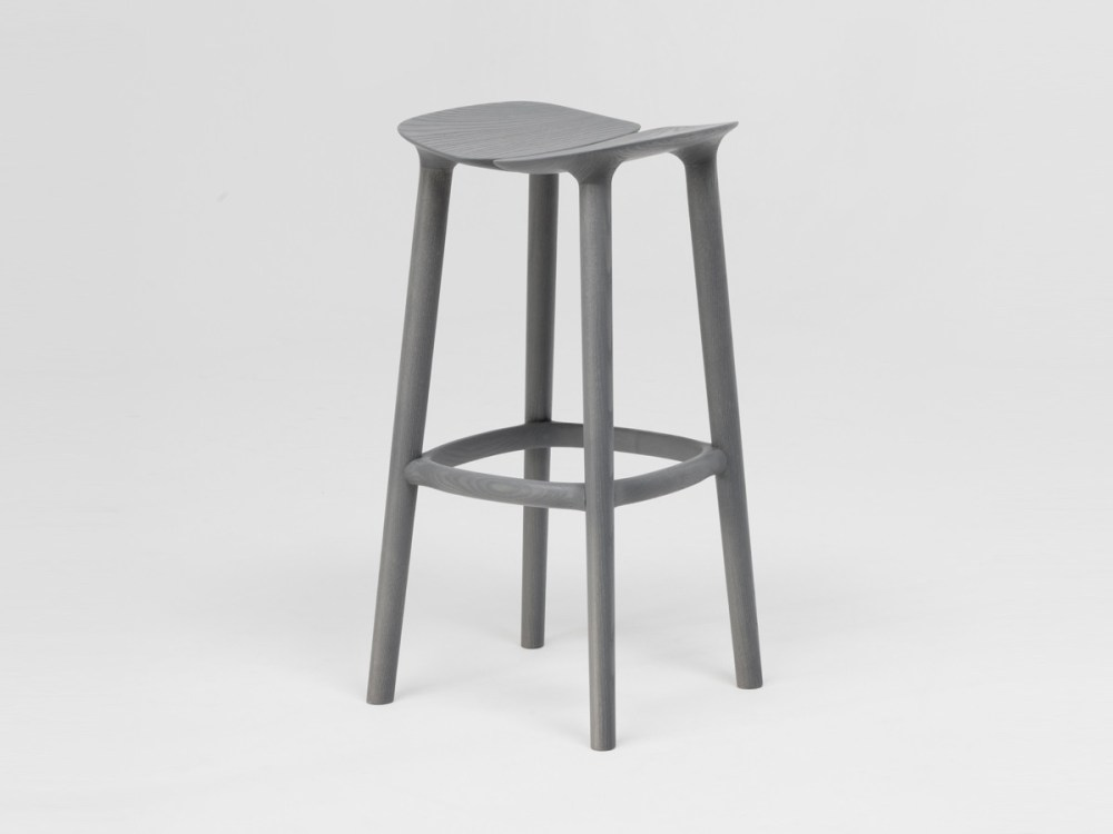 Gray Bar Stools Counter Height