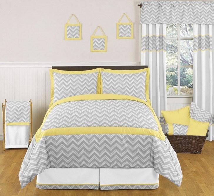 Gray Toddler Bedroom