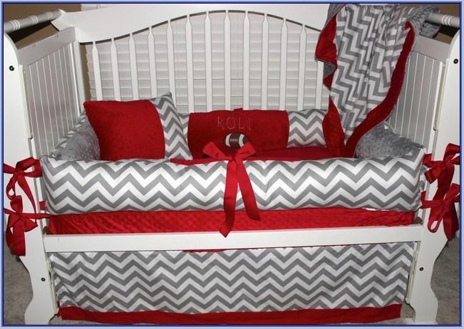 Grey Boy Bedding
