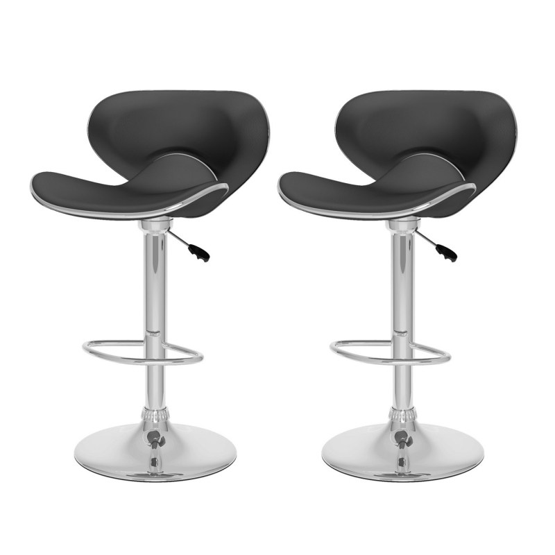 Grey Leather Bar Stools Canada