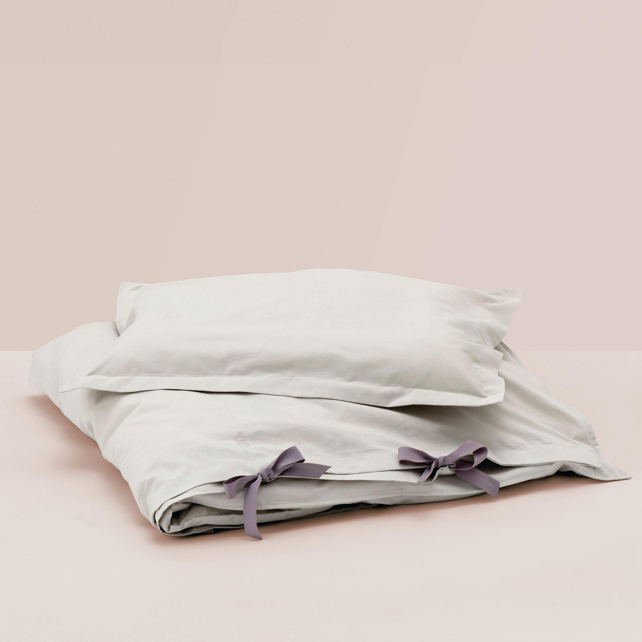 Grey Toddler Bedding Set