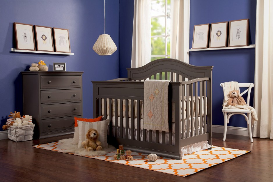 Grey Toddler Bedroom Furniture