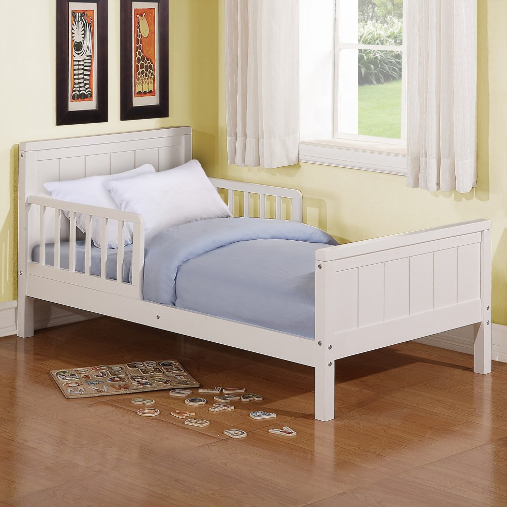 Guard Rail For Toddler Bed