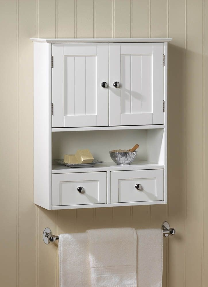Hanging Bathroom Medicine Cabinet