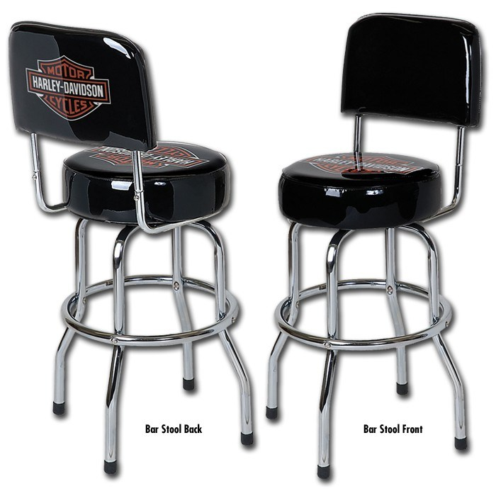 Harley Davidson Bar Stool